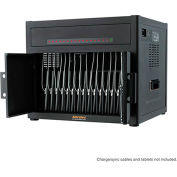 Charge and Guard Secure Charge/Sync Cabinet for 16-Tablets