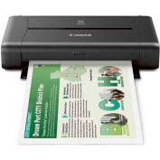 Canon® PIXMA iP110 Portable/Mobile Printer