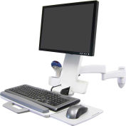 Ergotron 200 Series Combo Arm Mounting Kit, White