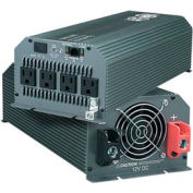PowerVerter 1000W 12V DC to AC Permanent Mount Inverter PowerVerter1000