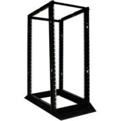 Tripp Lite 13U SmartRack 4-Post Open Frame Rack, 1000-lb. Capacity