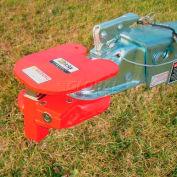 Equipment Lock Co. Ball & Ring Hitch Lock - Keyed Alike BRHL-KA