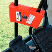 Equipment Lock Co. Excavator Lock Keyed Alike, EXL-KA