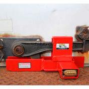 Equipment Lock Co. HD Rolling Door Lock Combo, HDRDL-C