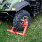 Equipment Lock Co. Heavy Duty Wheel Lock - Keyed Differently HDWL-KD