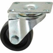 "Fairbanks Light/Medium Duty Swivel Caster 03-5-PH - Polyolefin 5"" Dia. - 300 Lb. Capacity"