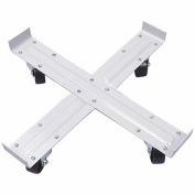 "Fairbanks Heavy-Duty Drum Dolly MDS24-3PH - 3"" Phenolic Wheels - 1000 Lb. Capacity"