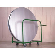 Fairbanks Dolly for Round Folding Tables - Green - 8 Table Capacity