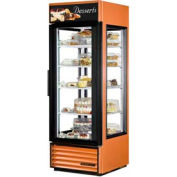 True® G4SM-23 Specialty Merchandiser Reach-In 4 Shelves