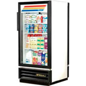 "True® GDM-10PT Refrigerated Pass-Thru Merchandiser - 24-7/8""W X 25-3/4""D X 53-1/2""H"