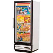 "True® GDM-12F Freezer Merchandiser 1 Section - 24-7/8""W X 23-3/8""D X 62-3/8""H"