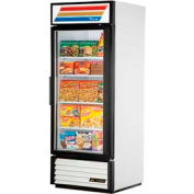 "True® GDM-26F Freezer Merchandiser 1 Section - 30""W X 29-7/8""D X 78-5/8""H"