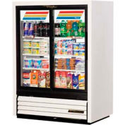 True® GDM-33CPT-54 Convenience Store Cooler Pass-Thru 2 Section