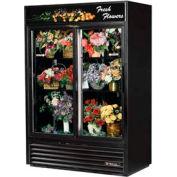 """True® GDM-47FC Floral Merchandiser 2 Section - 54-1/8""""W X 29-5/8""""D X 78-5/8""""H"""