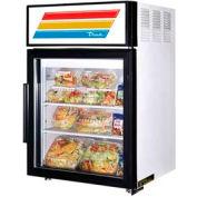 "True® GDM-5 Countertop Refrigerated Merchandiser, Lam. Vinyl - 24""W X 23-1/2""D"