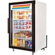 "True® GDM-7 Countertop Refrigerated Merchandiser, Lam Vinyl 24""W X 24-3/4""D X 39-3/4""H"