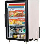 """True GDM-07F-LD - Countertop Freezer Merchandiser, 1 Section, 7 Cu. Ft., 24""""W x 24-3/4""""D x 39-3/4""""H"""
