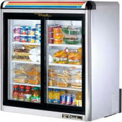"""True® GDM-9-S Countertop Refrigerated Merchandiser, Ss - 36-1/8""""W X 22-3/8""""D"""