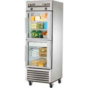 "True® Refrigerator/Freezer Reach-In 1 Section - 27""W X 29-3/4""D X 78-3/8""H"