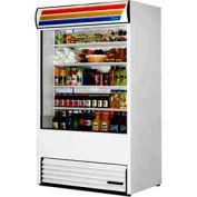 """True® TAC-48-LD - Vertical Air Curtain Merchandiser 48""""L x 80 - 5/8""""H"""