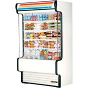 "True® TAC-48GS-LD -  Vertical Air Curtain Merchandiser 48""L x 80 - 5/8""H"