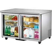 "True Undercounter Refrigerator, 48-3/8""W x 30-1/8""D x 29-3/4""H - TUC-48G"