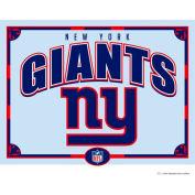 "The Memory Company NFL Logo Mirror - New York Giants, 23""W x 18""H"