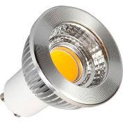 "Straits Lighting 14010029 LED GU10, 120V, 5W, 4000K, 300 Lumens, 2-1/8"", White - Pkg Qty 200"