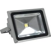 "Straits Lighting 15030040 LED Flood Light, 100/277V, 150W, 5000K, 13"" x 16-3/4"" x 4-13/16"""