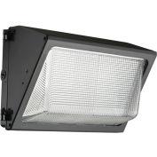 "Straits Lighting 15100038 LED Wall Pack, 100/277V, 125W, 5500K, 17-13/16"" x 9-13/16"" x 13"""