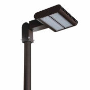 Straits Lighting 30180131 Broadcast LED Area Fixture, 150W, 18750 Lumens, 5000K, w/Slip Fitter Mount