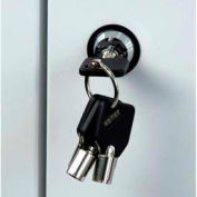 Harloff Replacement Lock Kit For 2700 Series Narcotics Cabinets - 40400RPL