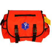First Voice™ Camp/Outdoor Mobile Responder First Aid Trauma Kit