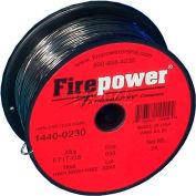 """Firepower® E71T-GS Fluxed Cored Welding Wire - .030"""" - 2 Lb. Spool"""