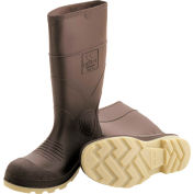 Tingley® 51244 Better Grade™ Steel Toe Boots, Brown/Crepe, Cleated Outsole, Size 10