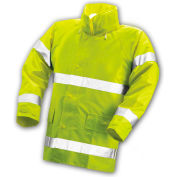 Tingley® J53122 Comfort-Brite® Jacket, Fluorescent Lime, 3XL