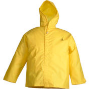 Tingley® J56147 DuraBlast™ Hooded Jacket, Yellow, 3XL