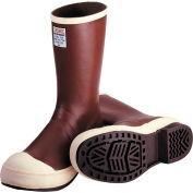 Tingley® MB922B Neoprene Steel Toe Snugleg Boots, Brick Red/Brown, Size 8