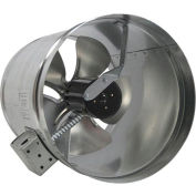 Tjernlund EF-10 Duct Booster Fan - 475 CFM