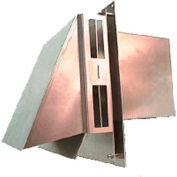 Tjernlund VH1-4 - 4 inch Hood for Side Wall Vent Terminations