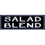 Salad Blend Grocery Signs (3-Track Chalk Art Insert)