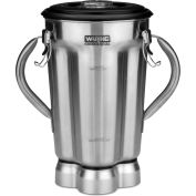 Waring CAC72 Replacement Stainless Steel Container, Blade Assembly & Lid for CB Series Blenders