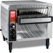 Waring CTS1000B - Commercial Conveyor Toaster, 1,000 Slices Per Hour, 208V