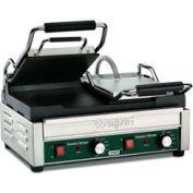 Waring WFG300 - Panini Grill, Smooth Top & Bottom, 240V