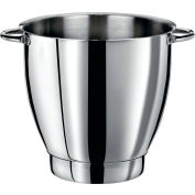 Waring WSM7BL - Mixer Bowl, 7 Quart, Stainless Steel With Carrying Handles