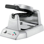 Waring WW180 - Belgian Waffle Maker, Single, Rotary, 120V