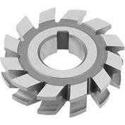 "HSS Import Concave Milling Cutter, 1/2"" Circle DIA x 3"" Cutter DIA x 1"" Hole"
