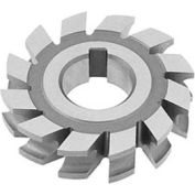 "HSS Import Concave Milling Cutter, 1-1/4"" Circle DIA x 4"" Cutter DIA x 1-1/4"" Hole"