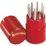 Starrett 52586 S565WB Drive Pin Punch Set