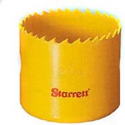 """Starrett 61022 SH0178 Constant Pitch Hole Saws Straight Pitch 6 Tpi 1-7/8"""" (48mm)"""
